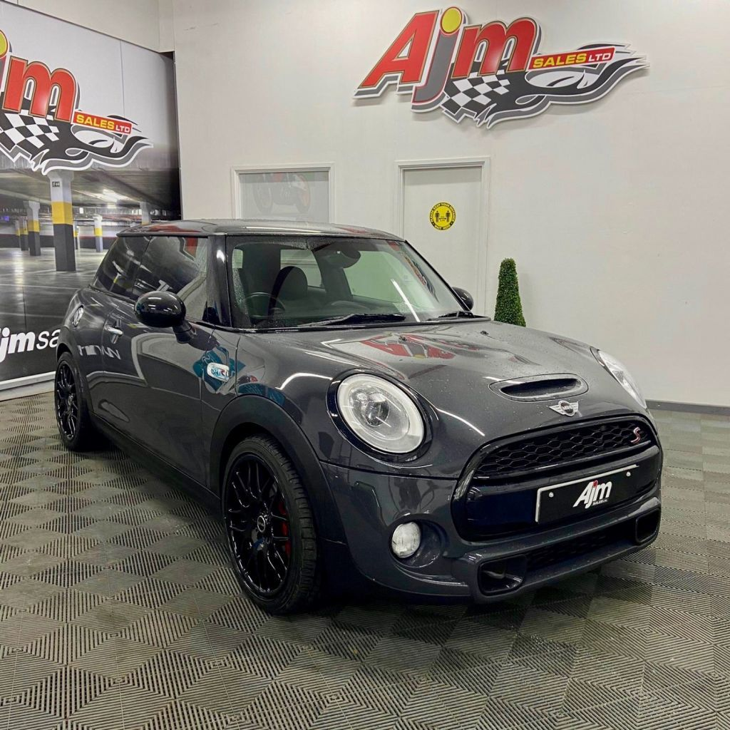 2016 MINI COOPER SD HATCH COOPER 2.0 Diesel Manual  – AJM Sales Ltd Dungannon full