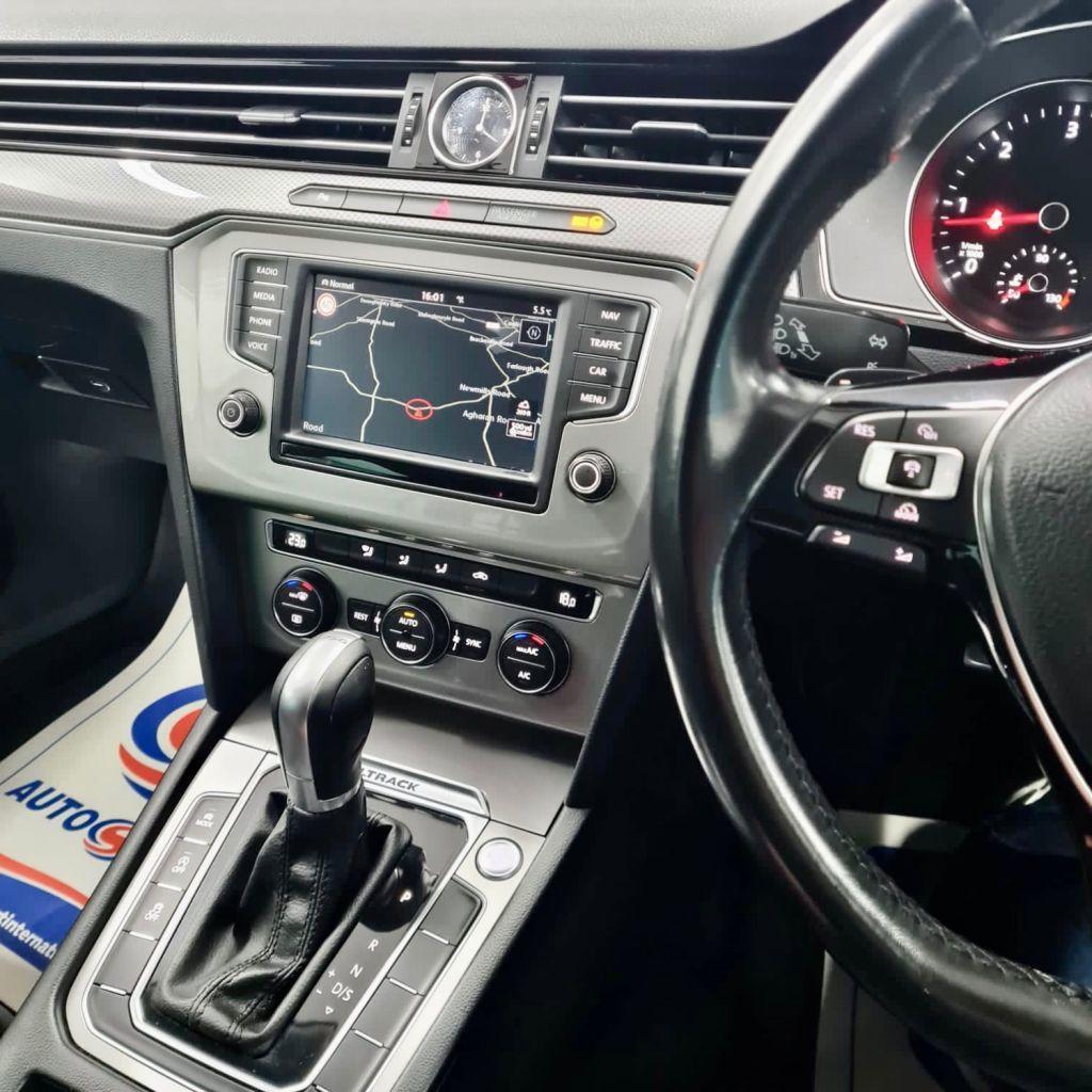 2016 Volkswagen Passat 2.0 ALLTRACK TDI BLUEMOTION TECH 4MOTION DSG Diesel Semi Auto  – AJM Sales Ltd Dungannon full