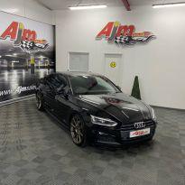 2017 Audi A5 2.0 TDI ULTRA S LINE Diesel Semi Auto  – AJM Sales Ltd Dungannon