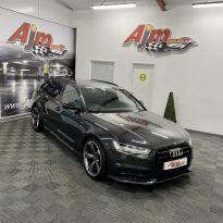 2017 Audi A6 2.0 AVANT TDI ULTRA S LINE Diesel Semi Auto  – AJM Sales Ltd Dungannon