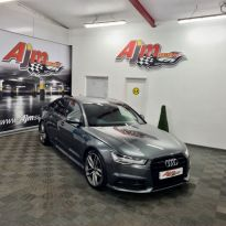 2017 Audi A6 2.0 TDI ULTRA BLACK EDITION Diesel Semi Auto  – AJM Sales Ltd Dungannon