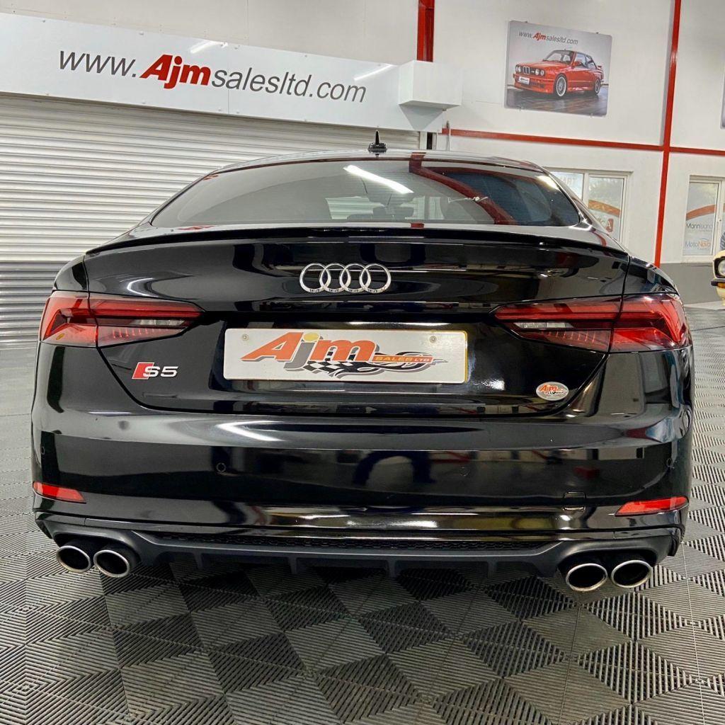 2017 Audi S5 A5 3.0  SPORTBACK TFSI QUATTRO Petrol Automatic  – AJM Sales Ltd Dungannon full