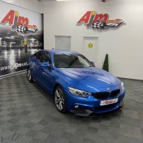 2017 BMW 4 Series 2.0 420D XDRIVE M SPORT GRAN COUPE Diesel Manual  – AJM Sales Ltd Dungannon