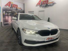 2017 BMW 5 Series 2.0 520D SE Diesel Automatic  – AJM Sales Ltd Dungannon