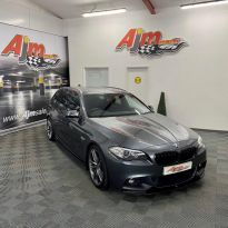 2017 BMW 5 Series 2.0 520D M SPORT TOURING Diesel Automatic  – AJM Sales Ltd Dungannon