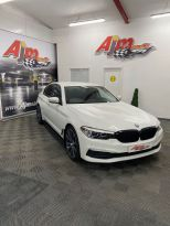2017 BMW 5 Series 2.0 520D SE Diesel Automatic  – AJM Sales Ltd Dungannon