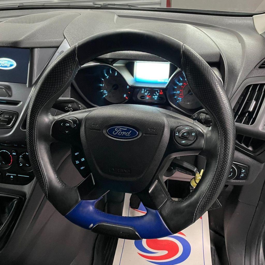 2017 Ford TRANSIT CONNECT 1.5 200 LIMITED P/V Diesel Manual  – AJM Sales Ltd Dungannon full