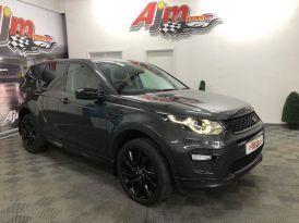 2017 Land Rover Discovery Sport 2.0 TD4 HSE DYNAMIC LUX Diesel Automatic  – AJM Sales Ltd Dungannon