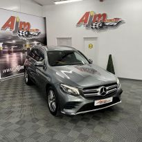 2017 Mercedes-Benz C Class GLC-CLASS 2.1 GLC 220 D 4MATIC AMG LINE Diesel Automatic  – AJM Sales Ltd Dungannon