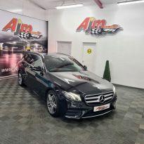 2017 Mercedes-Benz E Class E-CLASS 2.0 E 220 D AMG LINE Diesel Automatic  – AJM Sales Ltd Dungannon