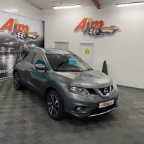 2017 Nissan X-Trail 1.6 N-VISION DCI   7 SEATER FULLY LOADED 4X4 Diesel Manual  – AJM Sales Ltd Dungannon