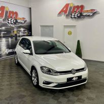 2017 Volkswagen Golf 2.0 GT TDI Diesel Manual  – AJM Sales Ltd Dungannon