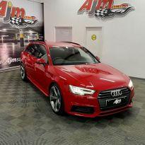 2018 Audi A4 2.0 AVANT TDI S LINE Diesel Manual  – AJM Sales Ltd Dungannon