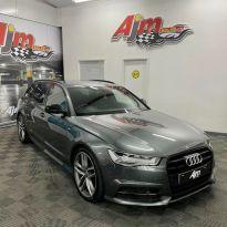2018 Audi A6 2.0 AVANT TDI ULTRA BLACK EDITION Diesel Semi Auto  – AJM Sales Ltd Dungannon