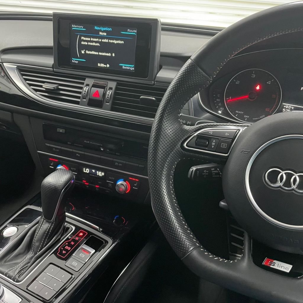 2018 Audi A6 2.0 AVANT TDI ULTRA BLACK EDITION Diesel Semi Auto  – AJM Sales Ltd Dungannon full