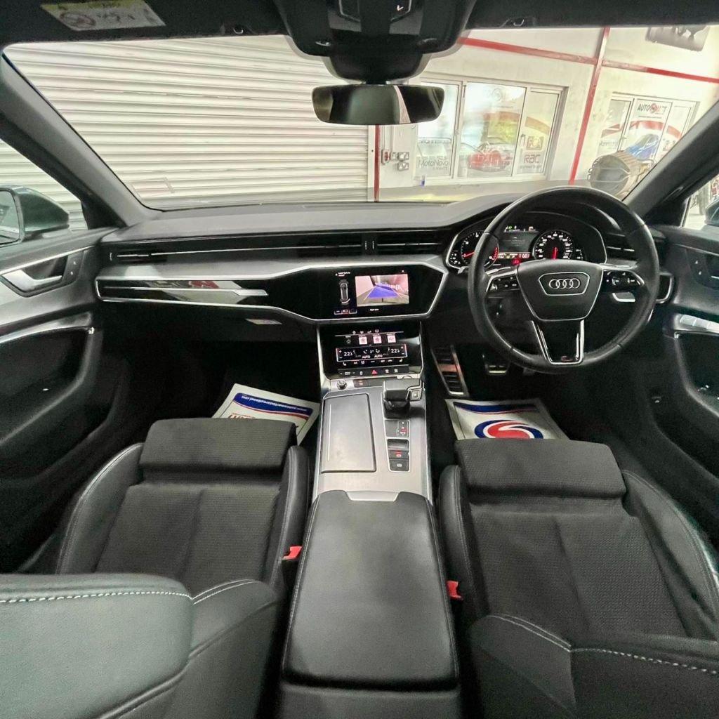 2018 Audi A6 2.0 TDI S LINE Diesel Semi Auto  – AJM Sales Ltd Dungannon full