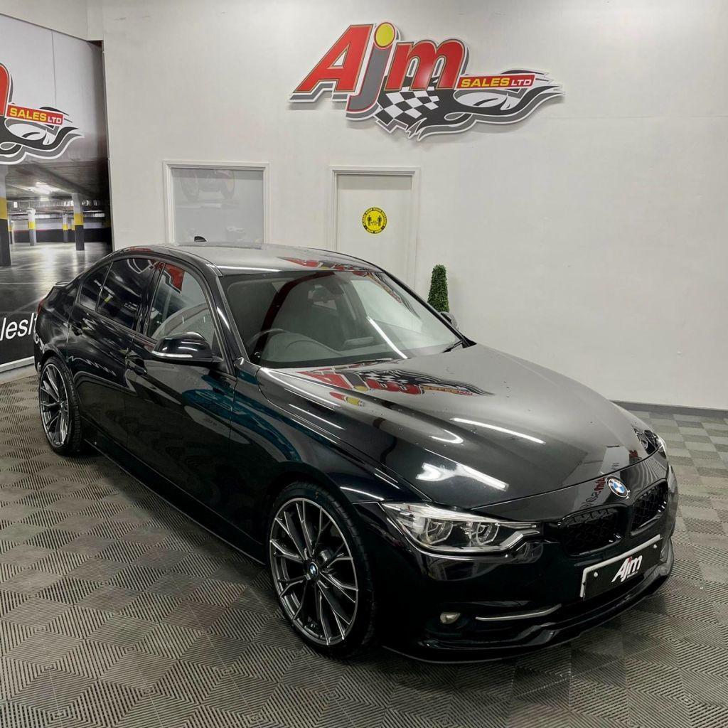 2018 BMW 3 Series 2.0 320D ED SPORT Diesel Automatic  – AJM Sales Ltd Dungannon full