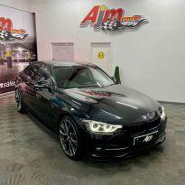 2018 BMW 3 Series 2.0 320D ED SPORT Diesel Automatic  – AJM Sales Ltd Dungannon