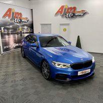 2018 BMW 5 Series 3.0 530D XDRIVE M SPORT Diesel Automatic  – AJM Sales Ltd Dungannon