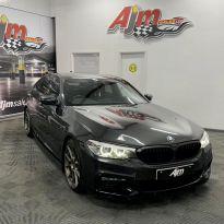 2018 BMW 5 Series 3.0 530D M SPORT Diesel Automatic  – AJM Sales Ltd Dungannon