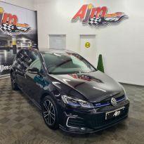 2018 Volkswagen Golf 1.4 GTE DSG Hybrid Electric Semi Auto  – AJM Sales Ltd Dungannon