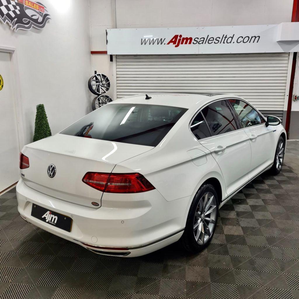 2018 Volkswagen Passat 1.4 GTE ADVANCE Hybrid Electric Semi Auto  – AJM Sales Ltd Dungannon full