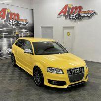 2021 Audi S3 2.0 S-Tronic Quattro Automatic Japanese Import Petrol Other  – AJM Sales Ltd Dungannon