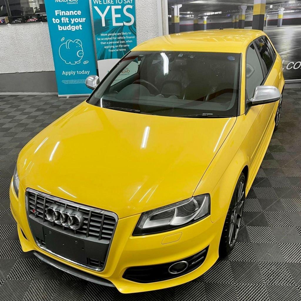 2021 Audi S3 2.0 S-Tronic Quattro Automatic Japanese Import Petrol Other  – AJM Sales Ltd Dungannon full