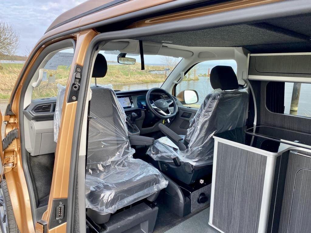 2021 Volkswagen Transporter 2.0 Professionally Converted 150ps DSG Diesel Semi Auto Price Including VAT = £58,794.00 : Professionally Converted Volkswagen – AJM Sales Ltd Dungannon full