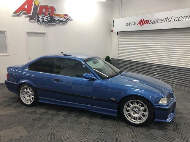 1996 BMW M3 3.2  EVOLUTION Petrol Manual  – AJM Sales Ltd Dungannon