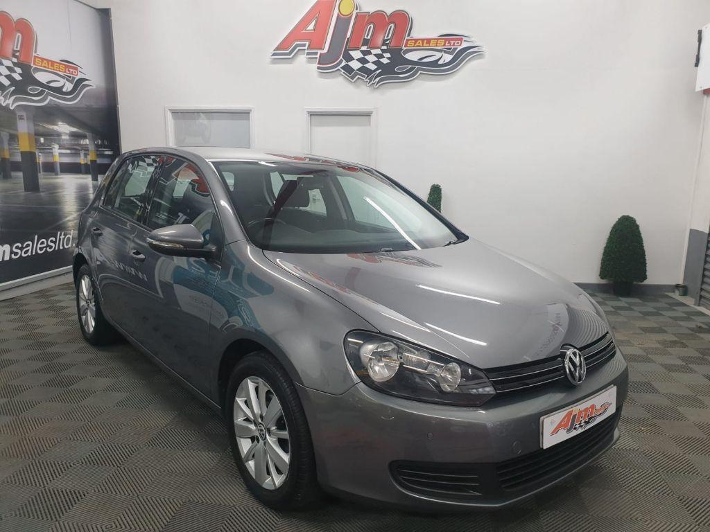2011 Volkswagen Golf 1.6 MATCH TDI Diesel Manual  – AJM Sales Ltd Dungannon