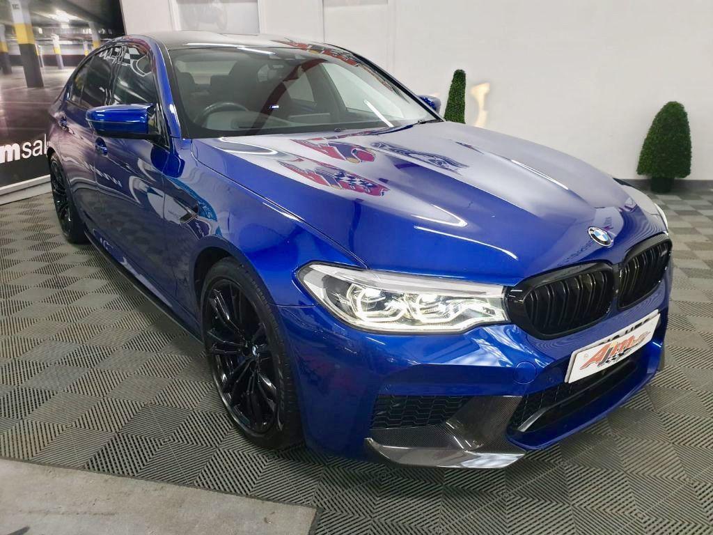 2018 BMW M5 4.4 Petrol Automatic  – AJM Sales Ltd Dungannon