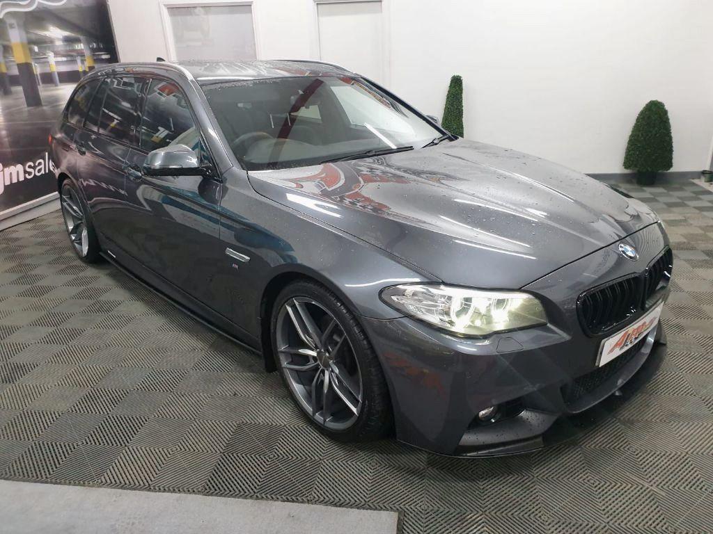 2017 BMW 5 Series 2.0 520D M SPORT TOURING Diesel Automatic  – AJM Sales Ltd Dungannon