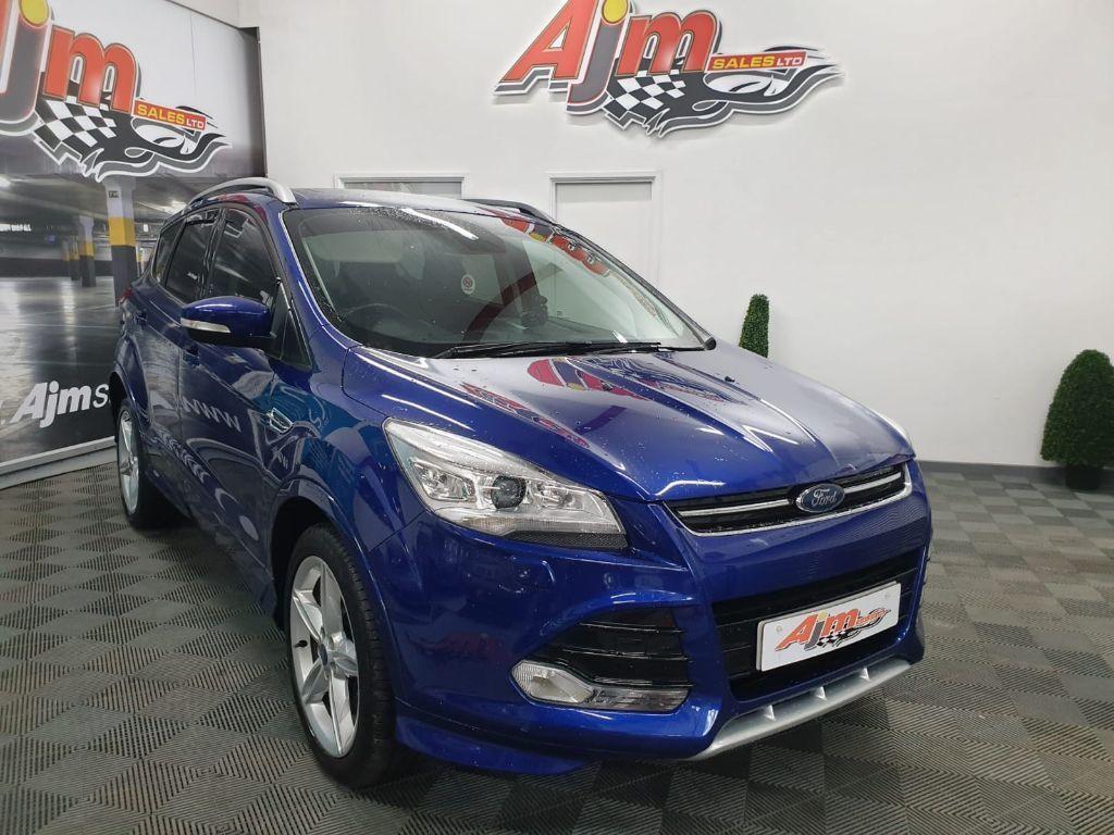 2016 Ford Kuga R   1.5 TITANIUM X SPORT Petrol Automatic  – AJM Sales Ltd Dungannon