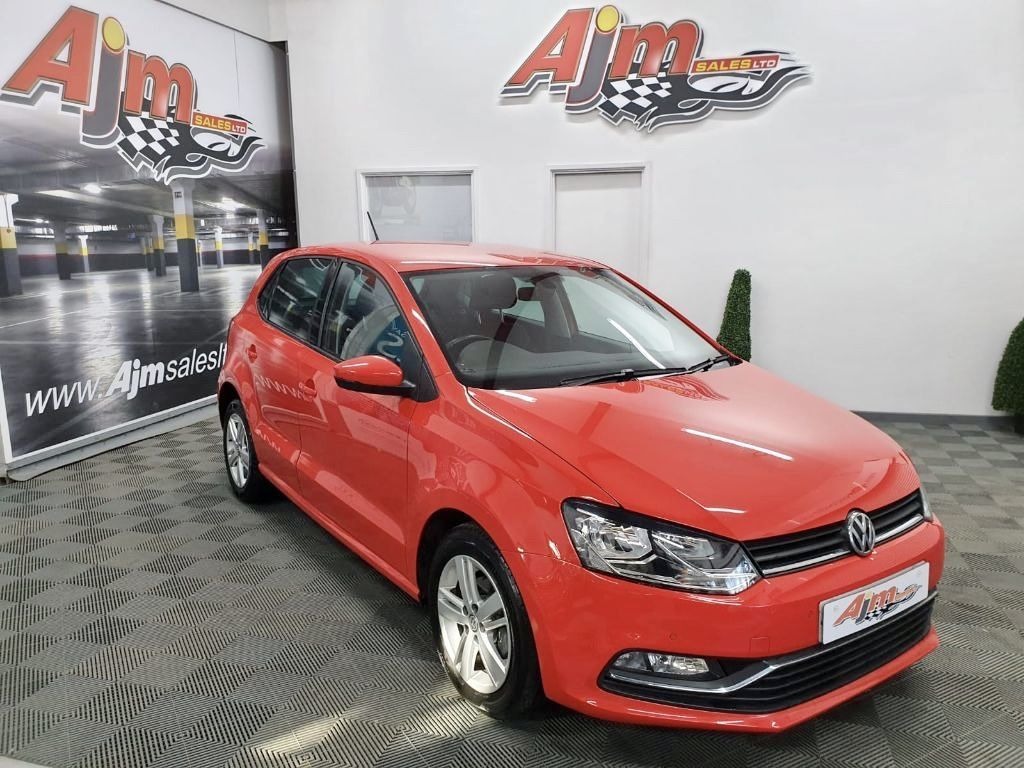 2017 Volkswagen Polo 1.4 MATCH EDITION TDI Diesel Manual  – AJM Sales Ltd Dungannon