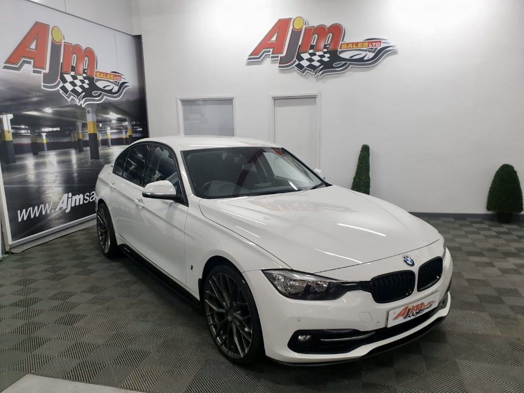 2016 BMW 3 Series 2.0 330E SPORT Hybrid Electric Automatic  – AJM Sales Ltd Dungannon