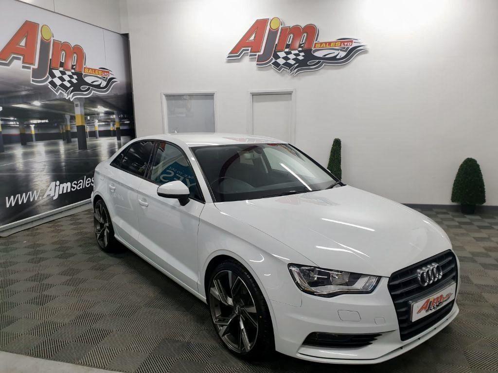 2016 Audi A3 2.0 TDI SPORT NAV Diesel Manual  – AJM Sales Ltd Dungannon