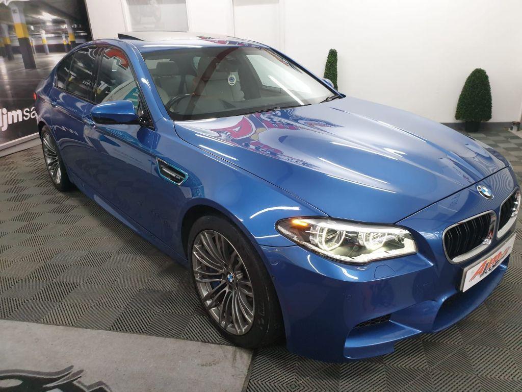2015 BMW M5 4.4 Petrol Automatic  – AJM Sales Ltd Dungannon
