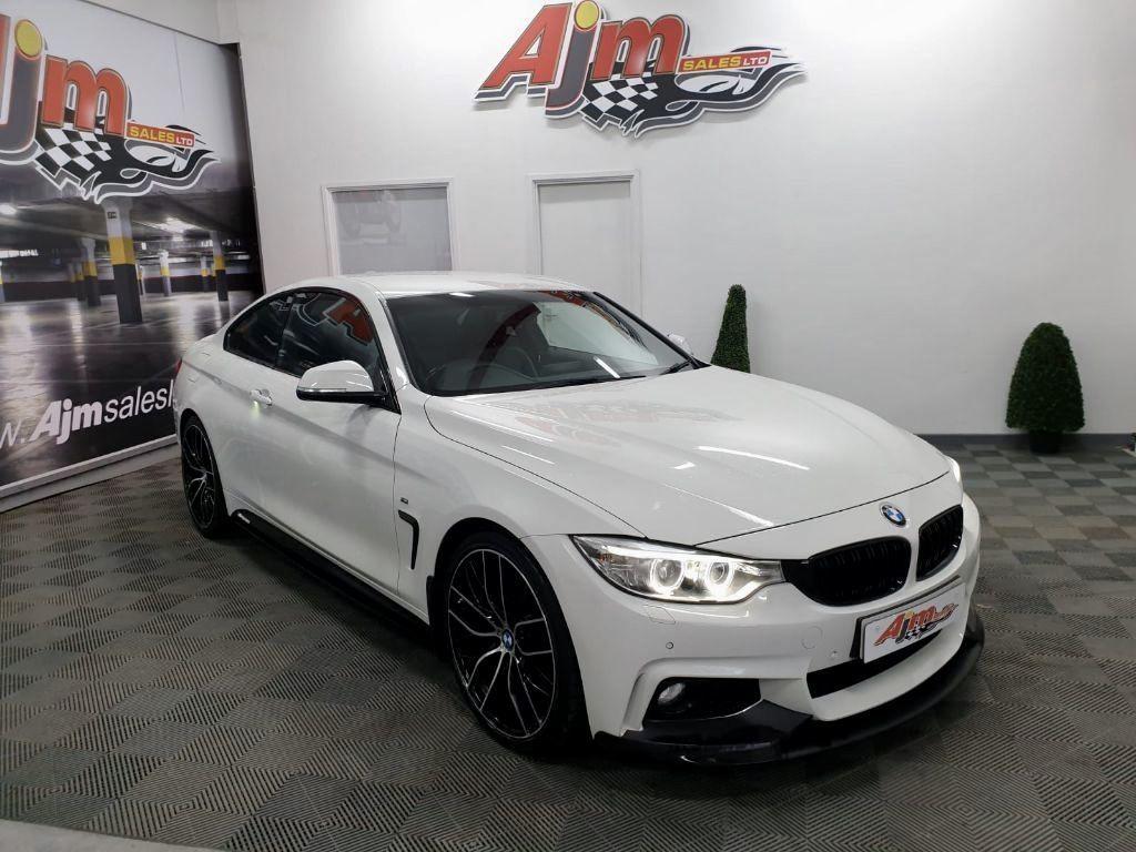 2014 BMW 4 Series J   2.0 420D M SPORT Diesel Manual  – AJM Sales Ltd Dungannon