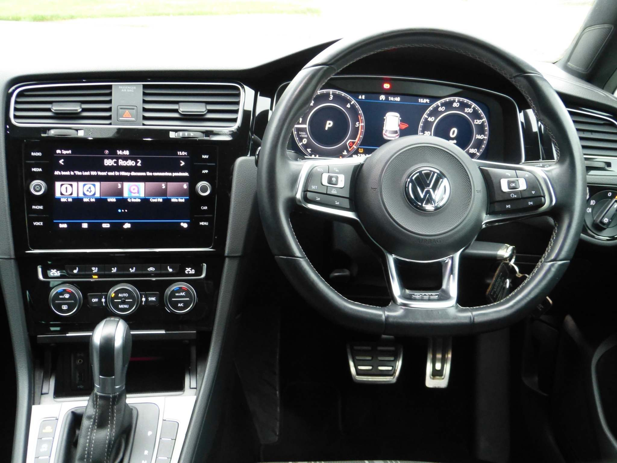 2018 VOLKSWAGEN Golf 2.0 TDI GTD DSG (s/s) Diesel Automatic excellent condition – Beechlawn Motors Belfast full