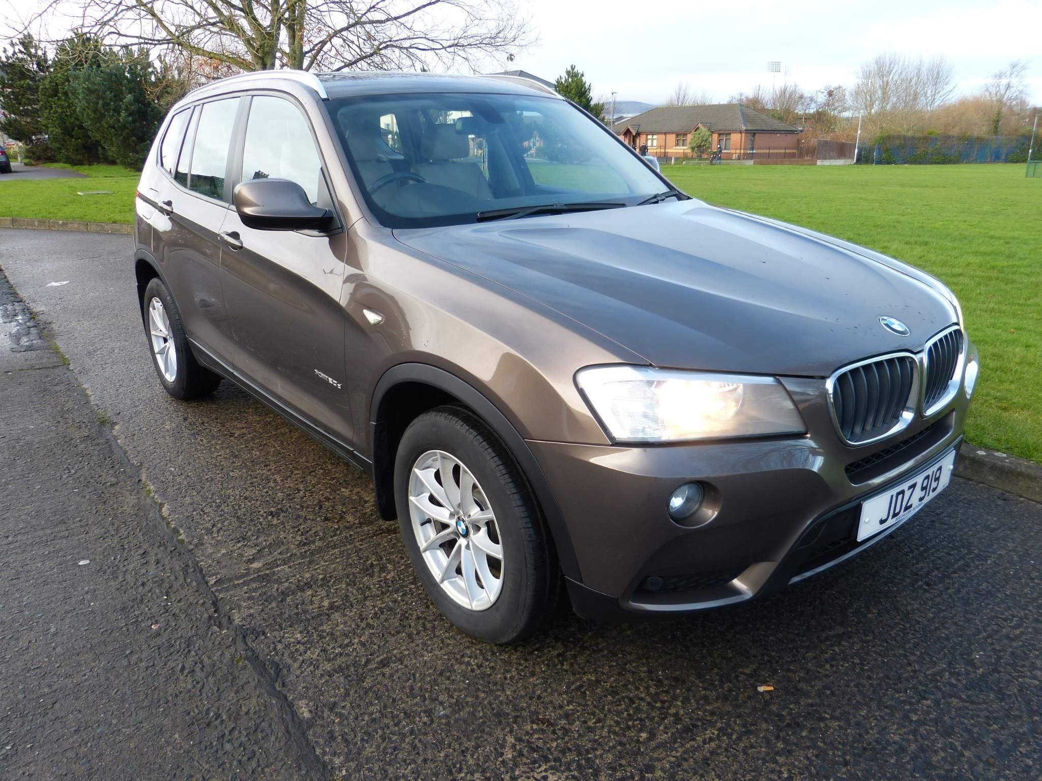 2013 BMW X3 2.0 20d SE Auto xDrive Diesel Automatic  – Beechlawn Motors Belfast