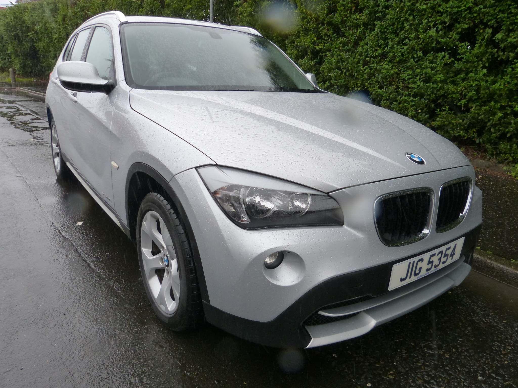 2011 BMW X1 2.0 18d SE xDrive Diesel Manual FSH – Beechlawn Motors Belfast