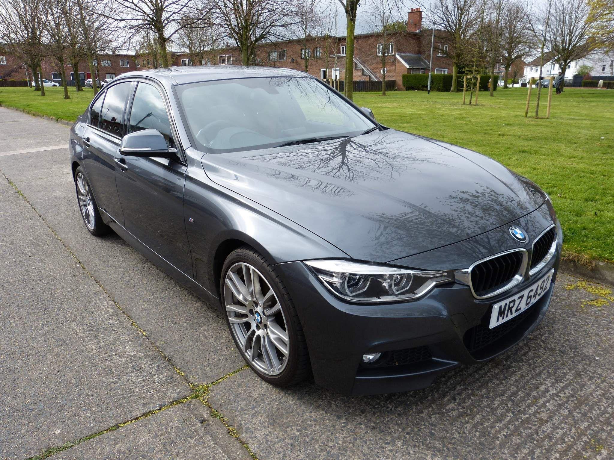 2017 BMW 3 Series 2.0 320d BluePerformance M Sport Auto (s/s) Diesel Automatic  – Beechlawn Motors Belfast