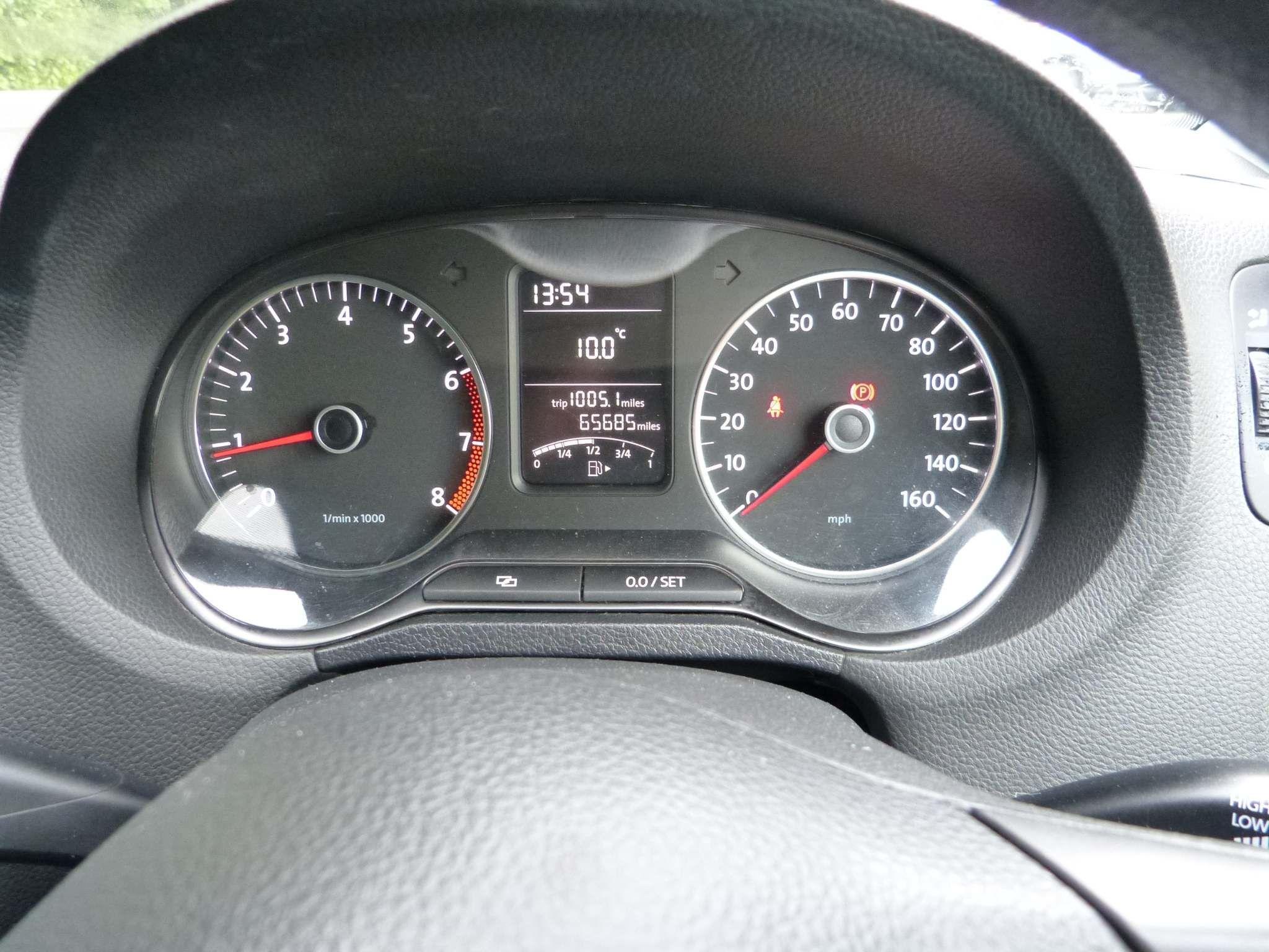 2012 VOLKSWAGEN Polo 1.2 Match Petrol Manual  – Beechlawn Motors Belfast full