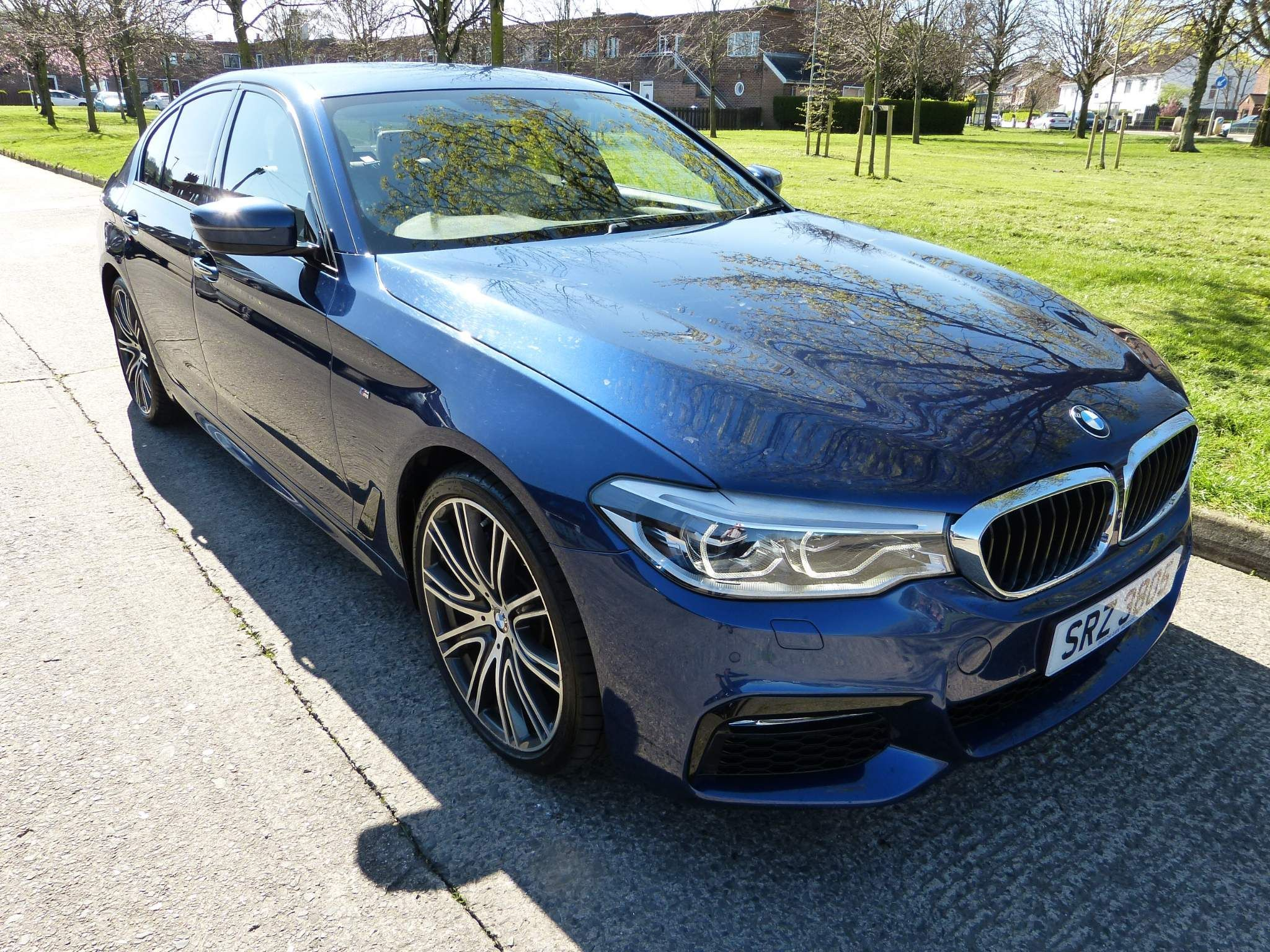 2017 BMW 5 Series 3.0 530d M Sport Auto xDrive (s/s) Diesel Automatic fully loaded – Beechlawn Motors Belfast full
