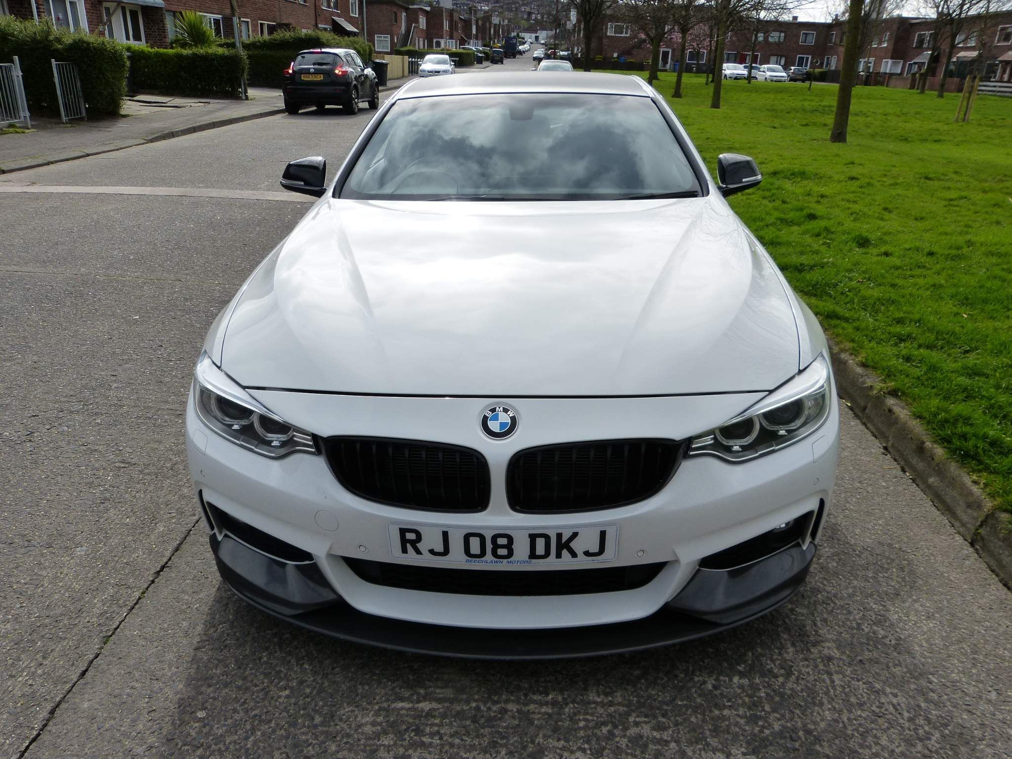 2014 BMW 4 Series 2.0 420d M Sport Auto Diesel Automatic performance package – Beechlawn Motors Belfast full