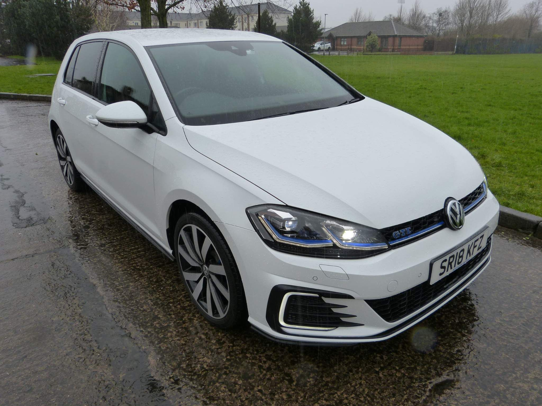 2018 VOLKSWAGEN Golf 1.4 TSI 8.7kWh GTE Advance DSG (s/s) Hybrid – Petrol/Electric Plug-in Automatic  – Beechlawn Motors Belfast