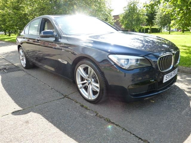 2014 BMW 7 Series 3.0 730d M Sport (s/s) Diesel Automatic  – Beechlawn Motors Belfast