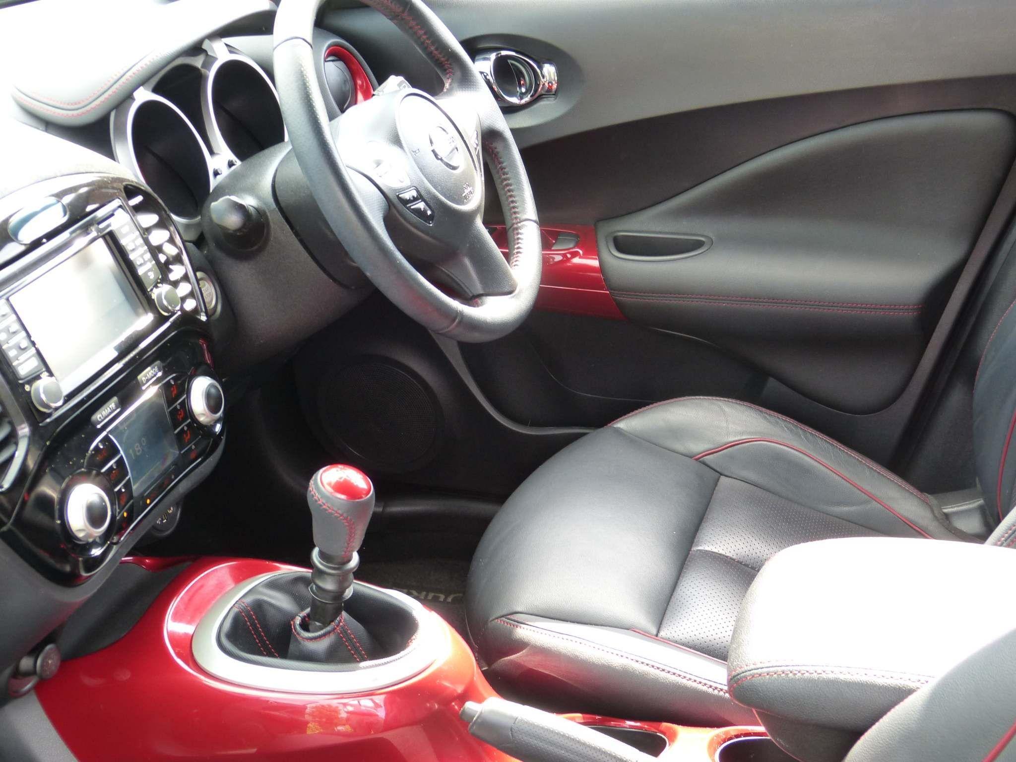 2016 NISSAN Juke 1.2 DIG-T Tekna (s/s) Petrol Manual  – Beechlawn Motors Belfast full