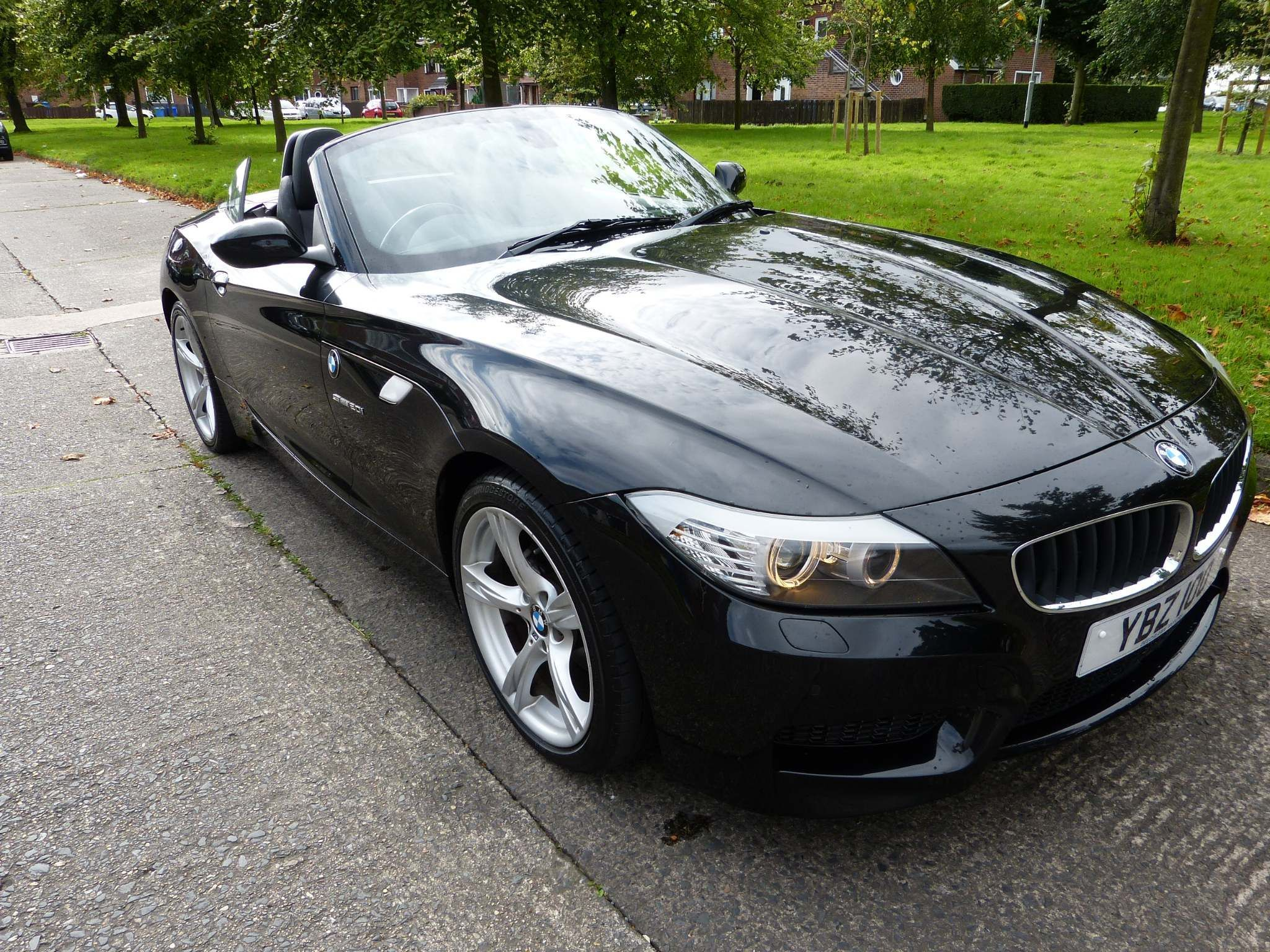 2013 BMW Z4 2.0 20i M Sport sDrive Petrol Manual full leather heated seats – Beechlawn Motors Belfast